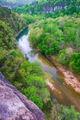 Ponca Wilderness Overlook print