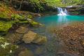Wilderness Waterfall print