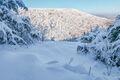 Mount Magazine Snow