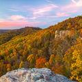 White Rock Mountain print