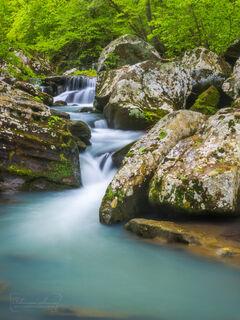 Big Creek Cascades
