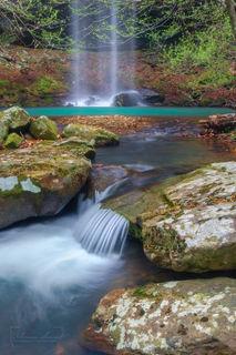 Arkansas waterfalls, Bowers Hollow, Upper Buffalo Wilderness, Bowers Hollow Falls