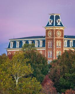 Old Main, University of Arkansas, Fayetteville