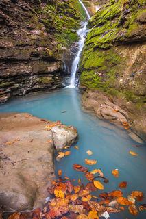 Elise Falls, Smith Creek Preserve, waterfall, Arkansas waterfalls